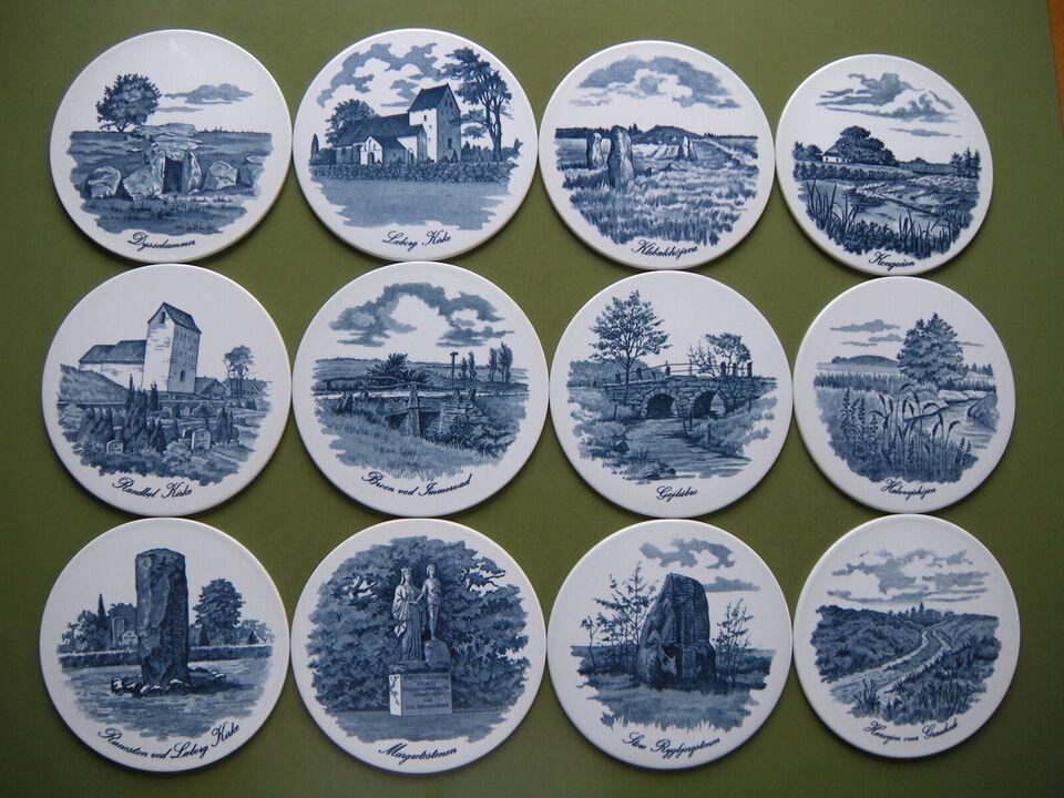 Platter, Kongeligt porcelæn