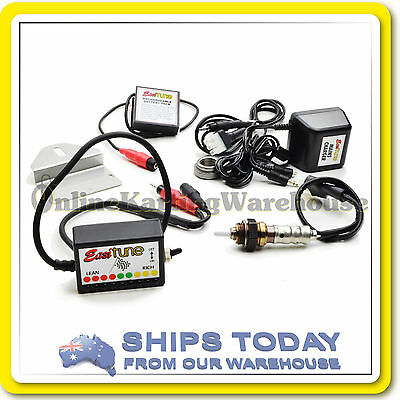 GO KART EASITUNE TUNING LIGHTS COMPLETE SYSTEM AUSTRALIAN MADE !!