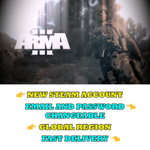Arma-3-New-Steam-Account-Global-Region-Fast-Delivery