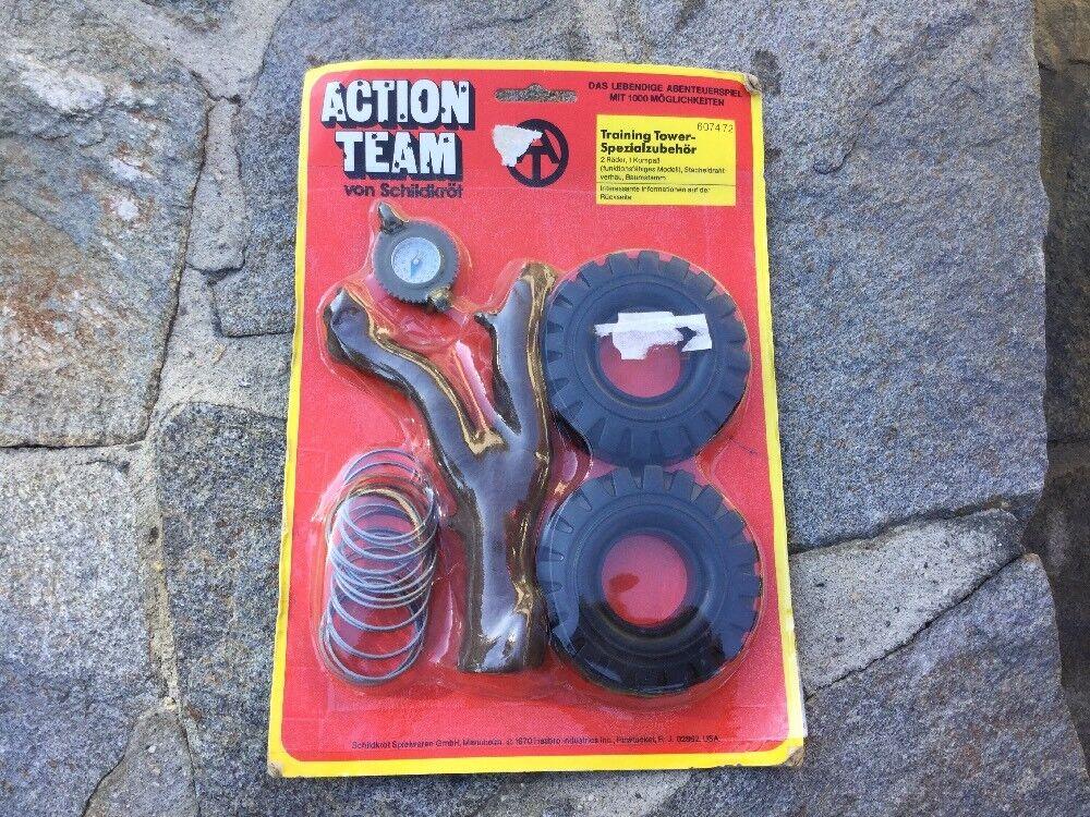 "GI Joe Action Team  ""TRAINING TOWER"" 1970 HASBRO nouveau In voitured  sortie en vente"