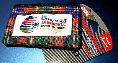 24th World Scout Jamboree 2019 IST PROGRAM Woven Patch WOSM WSJ