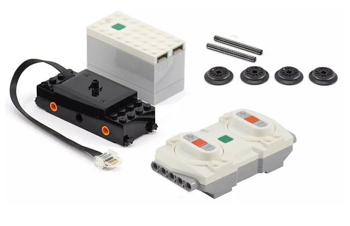Lego Powerot Up Train Motor And Remote Control Functions 60198 60197 Blautooth
