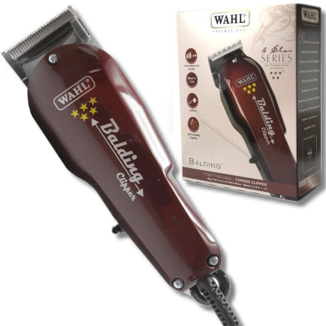 Wahl Balding Clipper Tondeuse Tondeuse à Cheveux 4000-0471