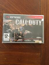RETROGAMES NOKIA NGAGE NOKIA N-GAGE Call Of Duty  Sealed