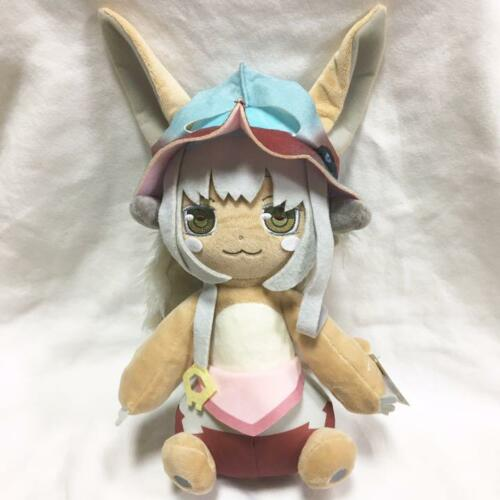TAITO Made in Abyss Nanachi Plush Doll 30cm Prize 2019 Free-shipping