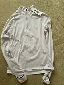 Utility Marle Womens Siken Top Skins BNWT Small