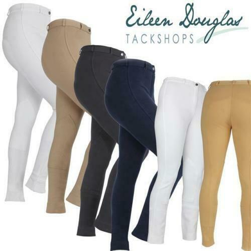 Various Sizes /& Colours Jodphurs Jodpurs Ladies Pull On Cotton Jods Jodhpurs