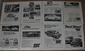 1964-68-FIAT-advertisements-x8-from-British-magazine-Fiat-124-500-850-1100