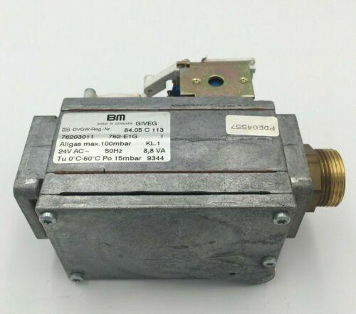 Benraad Gasarmatur aus VR-K//B40  BM 762 76203011 84.05 C 113