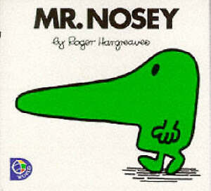 Mr-Nosey-Mr-Men-Library-Hargreaves-Roger-Very-Good-Book