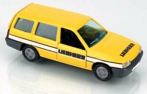 Opel-Kadett-034-Liebherr-034-de-gama-escala-1-43