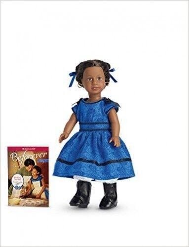 """American Girl Beforever Abby Walker-2014-New Mini  6/"""" Doll /& Book"""