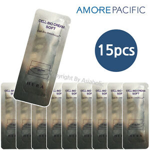 HERA-Cell-Bio-Cream-Soft-1ml-x-15pcs-15ml-Sample-AMORE-PACIFIC