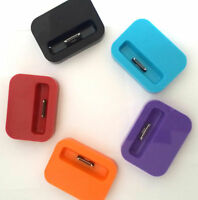 Docking Stand Station Sync Dock Cradle Charger for Apple iPhone 4 4S