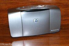 "HP PhotoSmart 130 Standard Color Inkjet 4""x6"" 2ppm Photo Printer (C8443A) & AC"