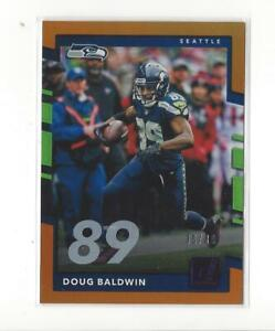 check out 5f89b 8e919 Details about 2017 Donruss Jersey Number #216 Doug Baldwin Seahawks /89