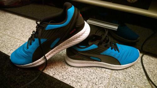 V2 Bleu 110 turquoise 46 € Hommes Puma course Chaussures Ignite Gr de Baskets Op Raw5Tzq