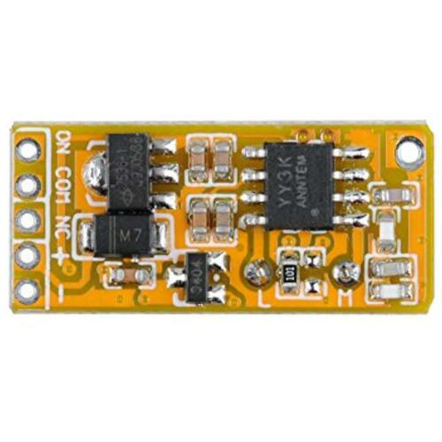 Wireless Relay Switch Long Range Mini Remote Control With 12V 433Mhz DC3.5V