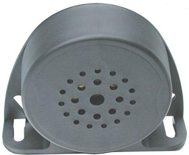 Sonitron 12 Â  24 V DC 107dB tornillo de montaje de sonido electrónico externo intermitente