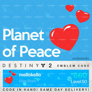 Destiny-2-Planet-of-Peace-Emblem-SAME-DAY-DELIVERY