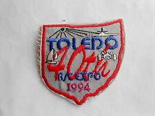 Vintage 1994 Toledo 40th R/C Expo Remote Control Souvenir Patch