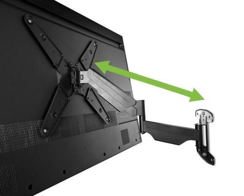 """Atlantic Versatile Spring Arm TV Mount 23/""""-60/"""" TV/'s Full Motion ™"""