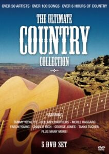 NEW-The-Ultimate-Country-Collection-DVD-SCBX9523