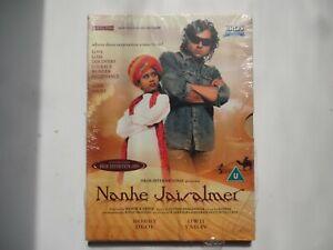 NANHE-JAISALMER-BOLLYWOOD-DVD-bobby-deol-dwij-yadav-prateeksha-lonkar