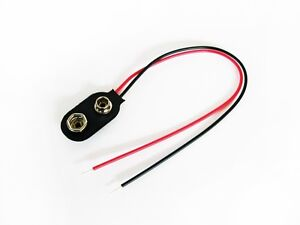 (2) 9 V Batterie Connecteurs * Boss * Ibanez-afficher Le Titre D'origine Produits De Qualité Selon La Qualité
