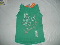 Gymboree Island Cruise My Life Is So Very Sweet Top Shirt Summer