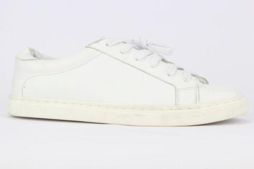 da stringate taglia 9 Sneakers Vita 5 bianca donna pelle Saiki By Dv in Dolce FqaxA