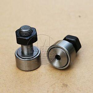 2 PCS KR40 KRV40 KRV 40 CF-18 Cam Follower Needle Roller Bearing CF18