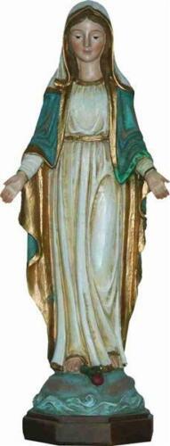 Heiligenfigur Maria Mutter Gottes Madonna Immaculata Höhe ca.11,8cm