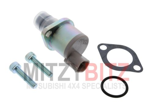 Mitsubishi L200 2.5 Di-D hasta 2010 regulador de válvula de control de succión bomba de combustible