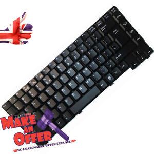 Fujitsu-Siemens-Amilo-Pi1536-Pi1556-L6825-M3438-Tastiera-US-Nero-Nuovo-Originale