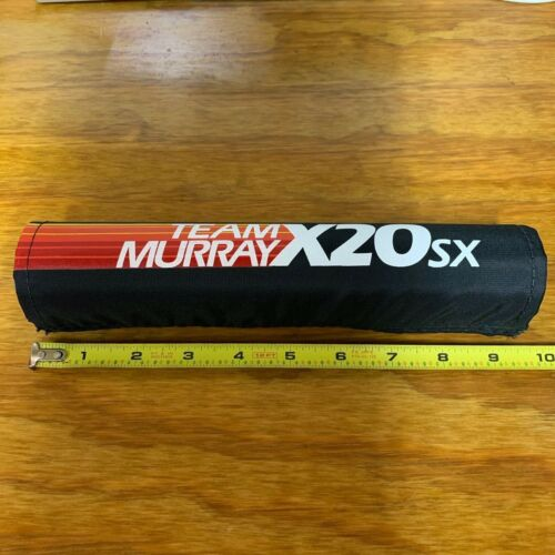 TEAM MURRAY BICYCLE PADS X20SX OLD SCHOOL NOS