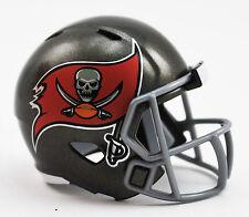 ***NEW*** TAMPA BAY BUCCANEERS NFL Riddell SPEED POCKET PRO Mini Football Helmet