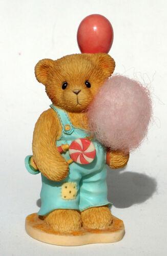 Cherished Teddies - Mike - Adoption Center Event Figurine
