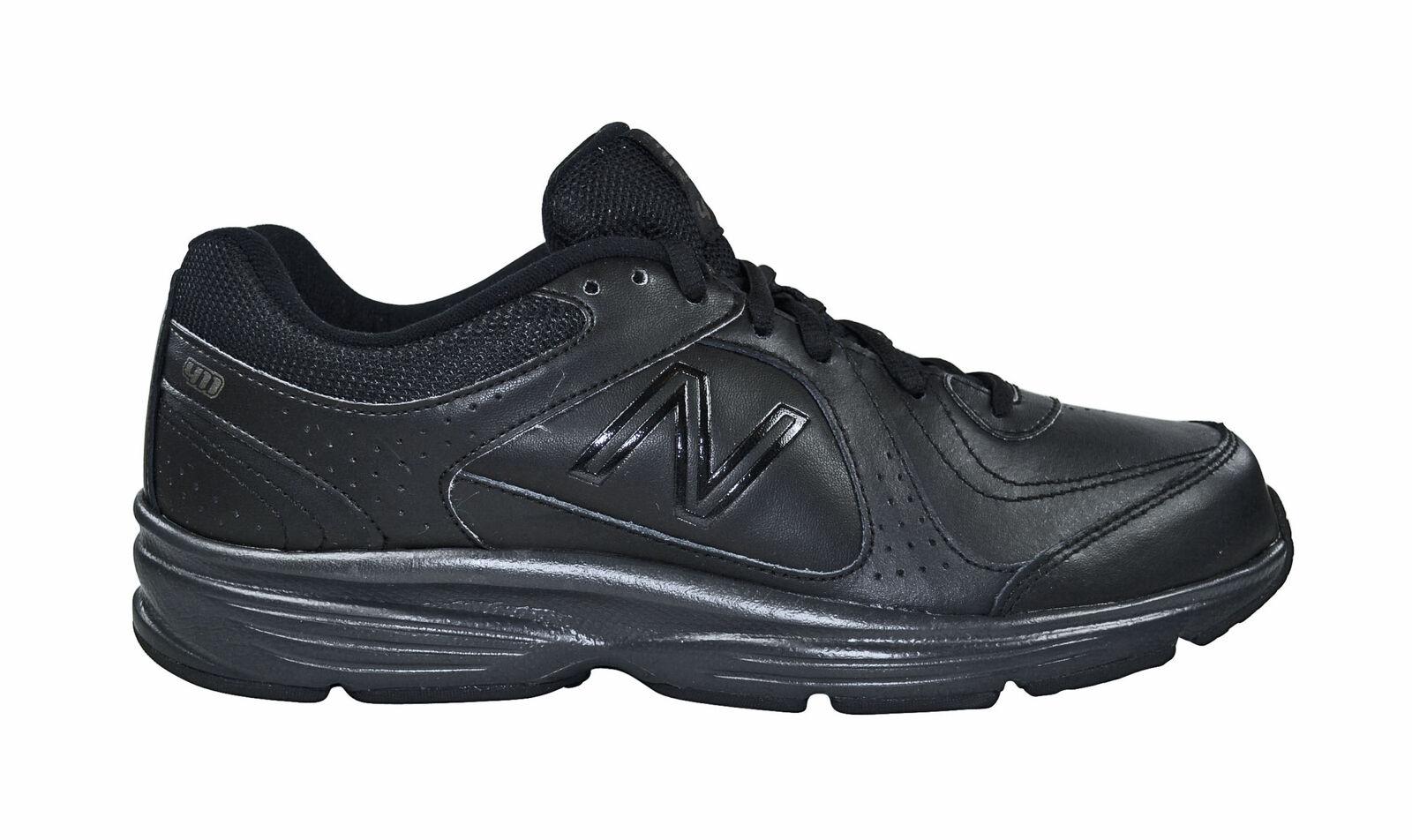 New balance mw411 BK negro zapatos Walking-zapatos tamaños selección