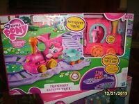 My Little Pony Friendship Express Motorized Train Set