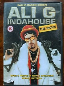 Ali-G-in-da-House-the-Movie-DVD-2002-British-Comedy-Film-w-Sacha-Baron-Cohen