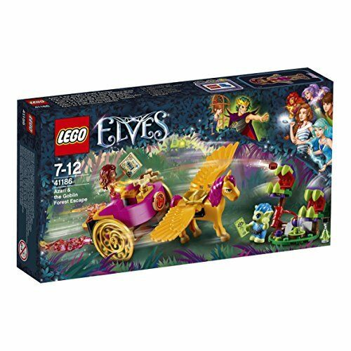 LEGO 41186 Azari and the Goblin Forest Escape Toy