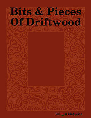 Bits & Pieces Of Driftwood by William Malewitz (Paperback, 2008)