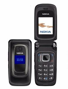 Nokia Flip Phone >> Original Nokia 6085 Unlocked Cellular Phone Flip Phone Free