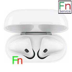 Apple Nuove Airpods 2 Cuffie Bluetooth 2a Gen Wireless X Iphone 11 X 8 7 6 Xs Ebay