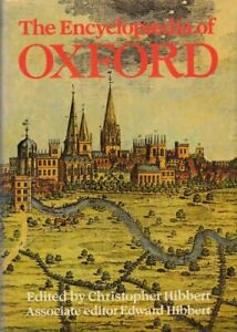 The-Encyclopaedia-Of-Oxford-Hardback-Book-The-Cheap-Fast-Free-Post