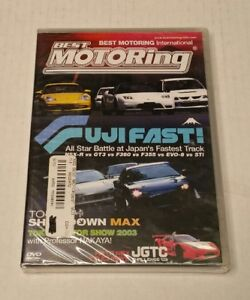Best-Motoring-International-Fuji-Fast-DVD-Japan