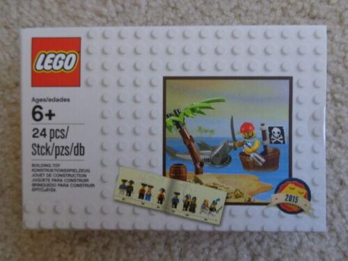 LEGO 5003082 Minifig Retro Set 2015 Pirates Brand New Factory Sealed