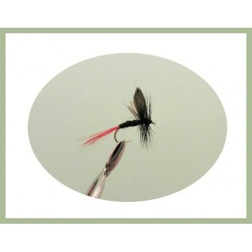 40 Per Pack Mixed Selection size and types For Fly Fishing Dry Trout Flies