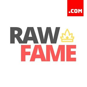 RawFame-com-7-Letter-Short-Domain-Name-Brandable-Catchy-Domain-COM-Dynadot